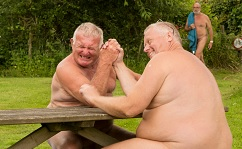 fun arm wrestling